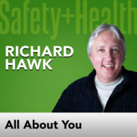 All About You podcast with Richard Hawk