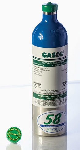 WS Gas Cylinders
