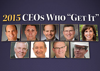 "2015 CEOs Who ""Get It"""