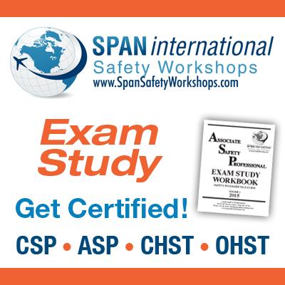 SPAN International Training, LLC | 2015-03-30 | Safety+Health Magazine