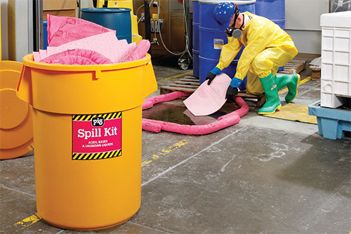 Spill Containment Absorbents 2015 04 27 Safety Health