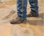 ws boots fatigue