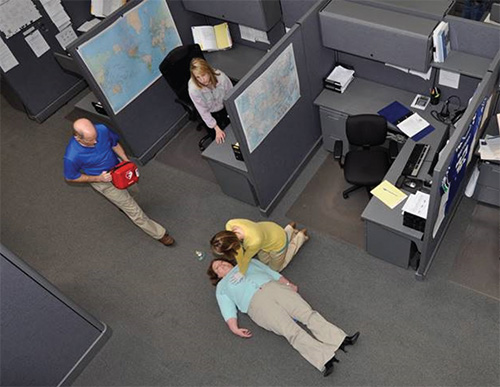 Aeds In The Workplace 2015 07 27 Safety Health Magazine