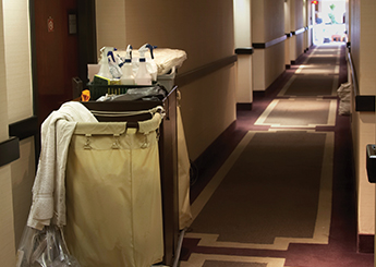 Keeping hotel housekeepers safe | January 2016 | Safety+