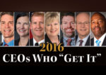 "2016 CEOs Who ""Get It"""