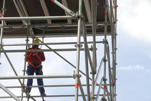 Falls In Construction A Deadly Hazard 2016 10 23