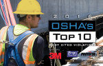 2016 OSHA's Top 10 Most Cited Viloations