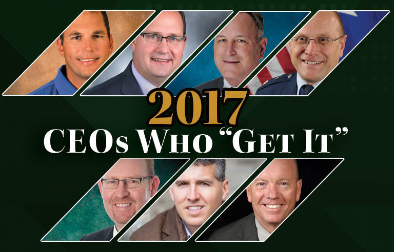 """The 2017 CEOs Who """"Get It"""""""