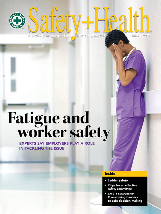 Safety+Health -- March 2017