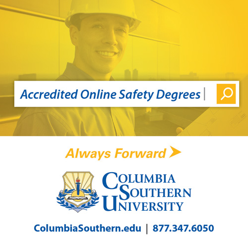 Columbia Southern University 2017 05 28 Safety Health