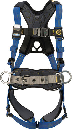 Fall Protection Harness Maintenance