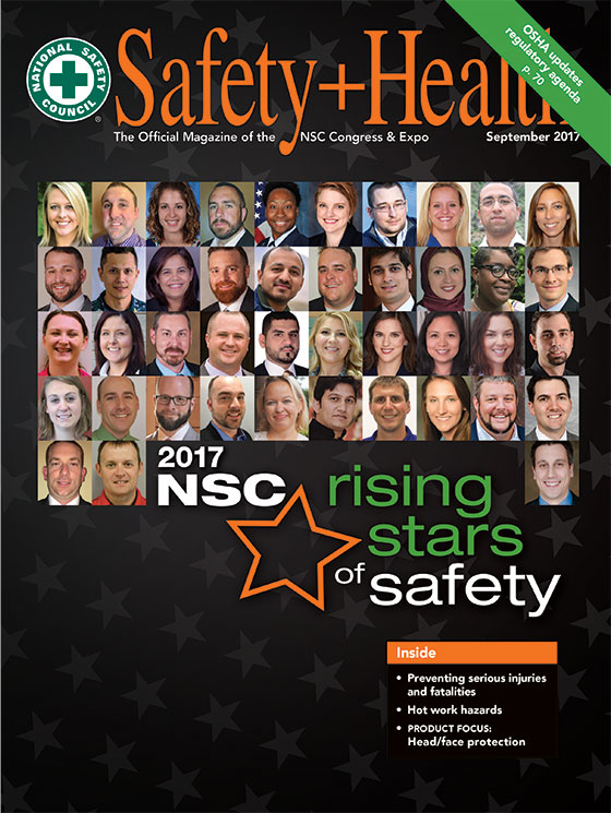 September 2017 Safety+Health