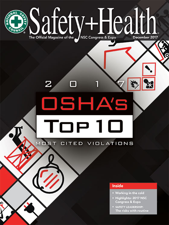 December 2017 Safety+Health