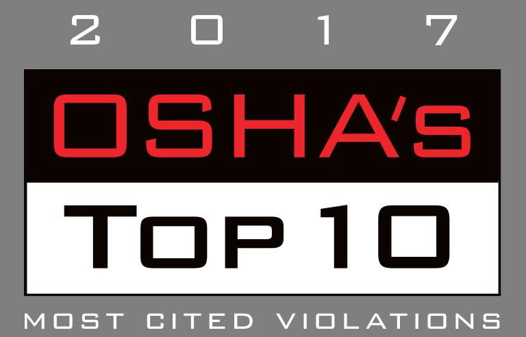 OSHA's Top 10