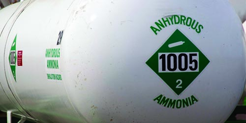anhydrous ammonia  know the dangers