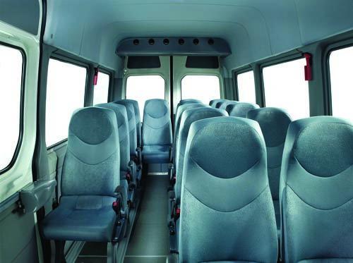 10 Passenger Van >> The hazards of 15-passenger vans | 2017-12-19 | Safety ...