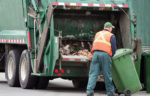 'It's pretty dangerous to be a garbage man'
