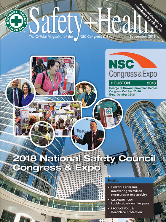 September 2018 Safety+Health