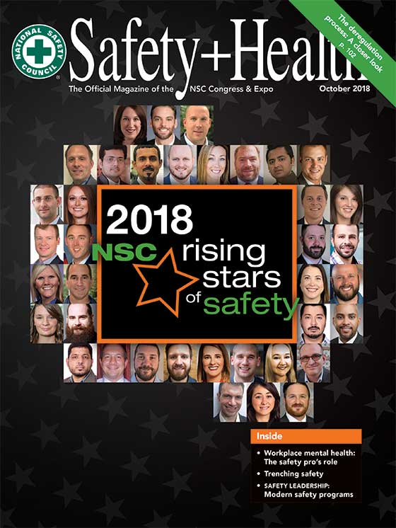 October 2018 Safety+Health