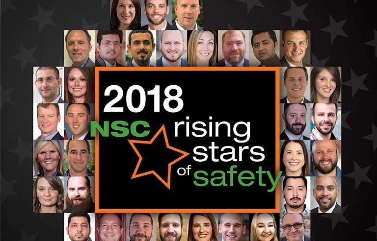 2018 NSC Rising Stars of Safety