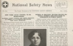 Dec. 1, 1919 edition of National Safety News
