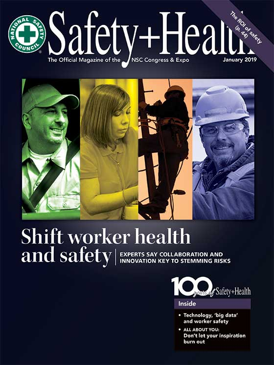 January 2019 Safety+Health
