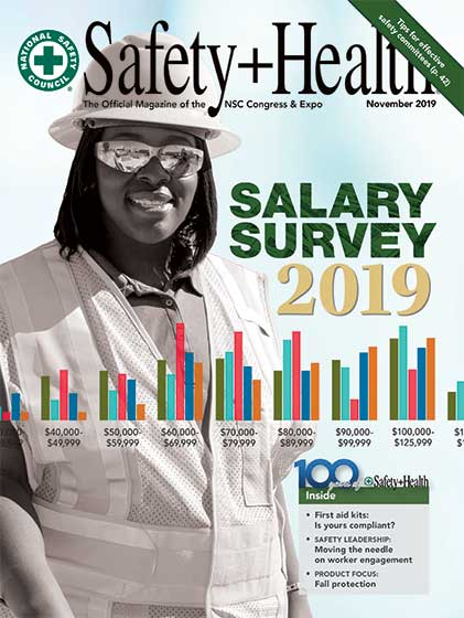 November 2019 Safety+Health