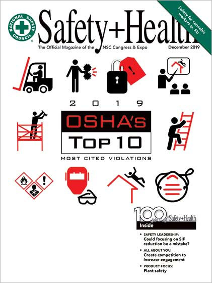Safety+Health December 2019