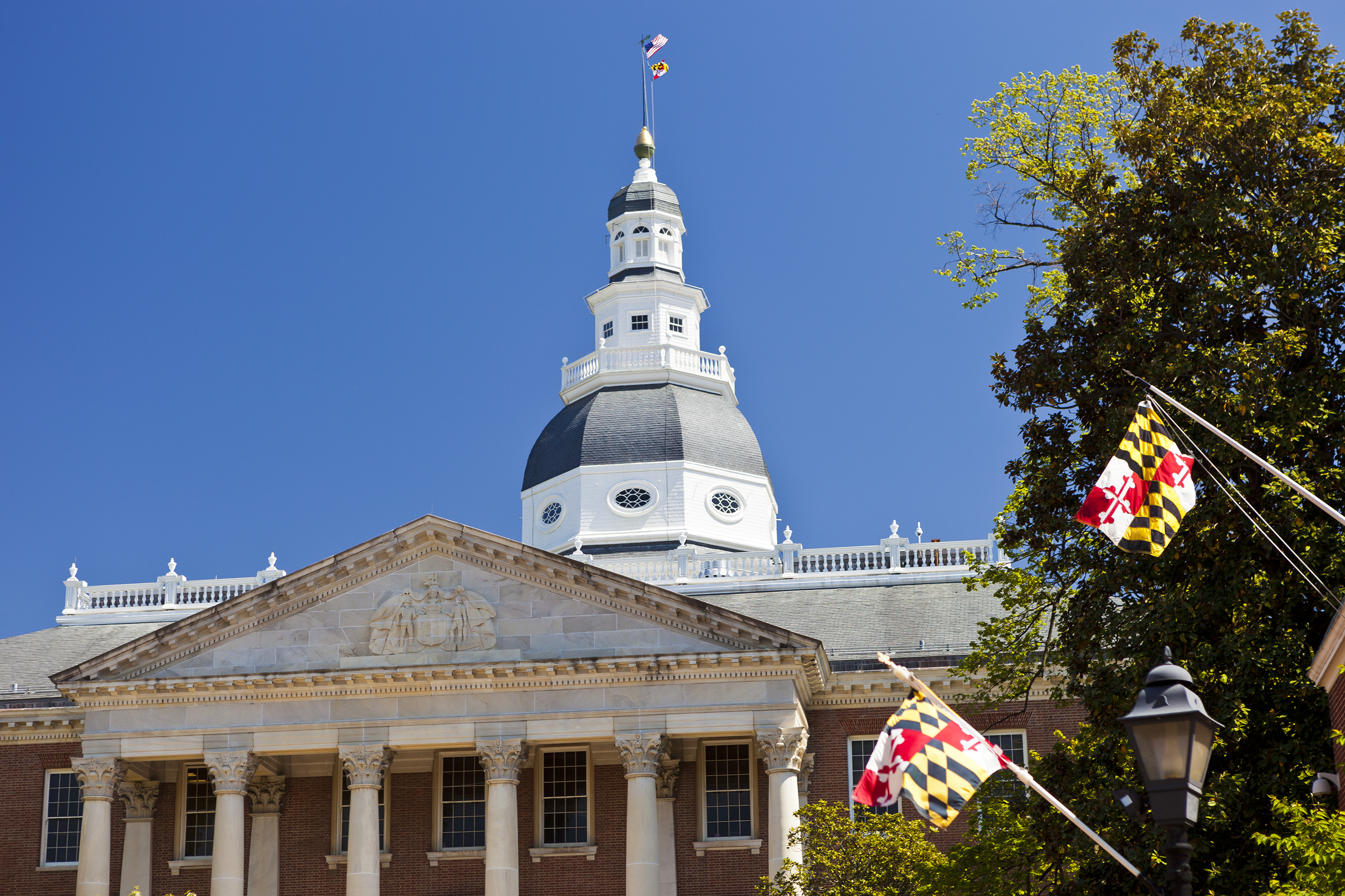 Maryland capital