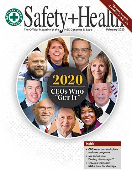 February 2020 Safety+Health