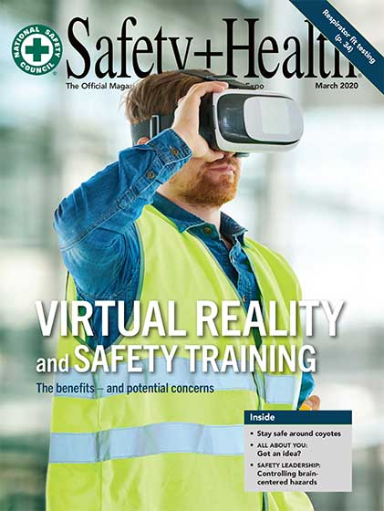March 2020 Safety+Health