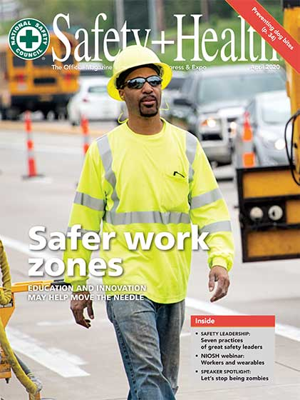April 2020 Safety+Health