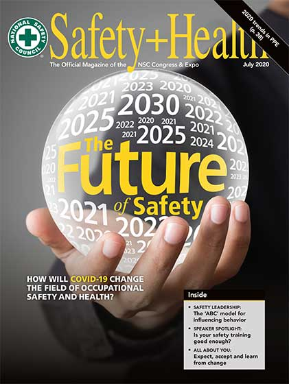 July 2020 Safety+Health