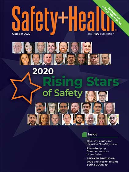 October 2020 Safety+Health