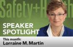 Speaker Spotlight: Lorraine M. Martin
