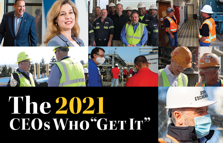 Hensel Phelps Socal Christmas Party 2021 2021 Ceos Who Get It When It Comes To Worker Safety January 2021 Safety Health Magazine