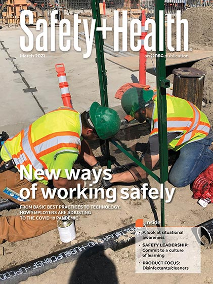 March 2021 Safety+Health
