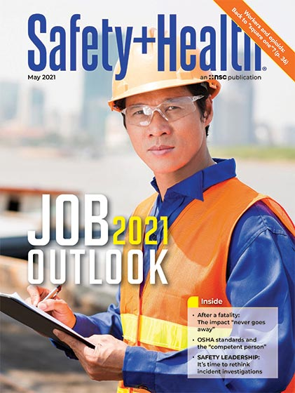 May 2021 Safety+Health