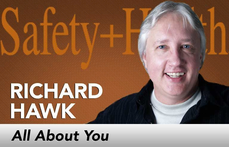 All About You by Richard Hawk