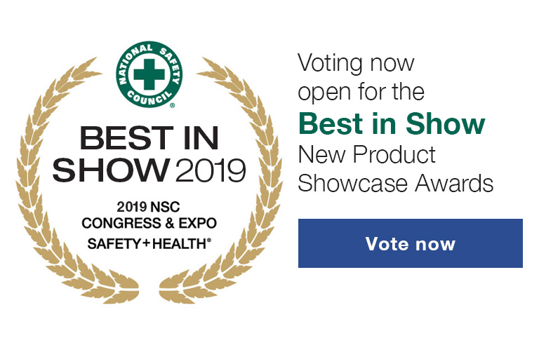 "2019 ""Best in Show"" New Product Showcase Awards 