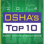 OSHA's Top 10 2014