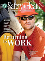 October 2014 cover