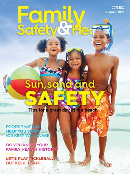 Safety & Health Magazine