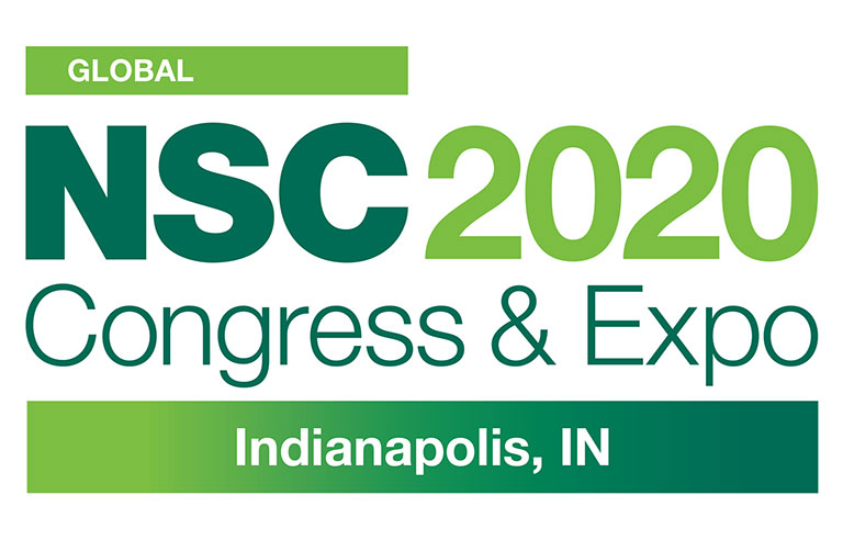 2020 NSC Congress and Expo logo