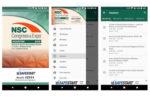 NSC C-E Mobile App