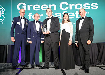 green cross award