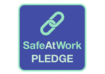 safe at work pledge