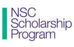 NSC Scholarship Program logo