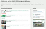 Welcome to 2021 NSC C&E