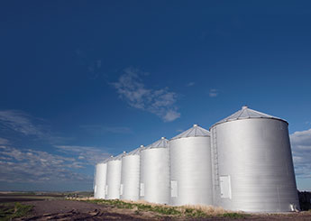 Grain bins for slider 345x245